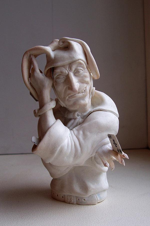 Sculpture: The Joker, photo #1