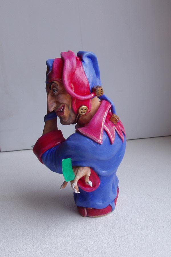 Sculpture: The Joker, photo #8