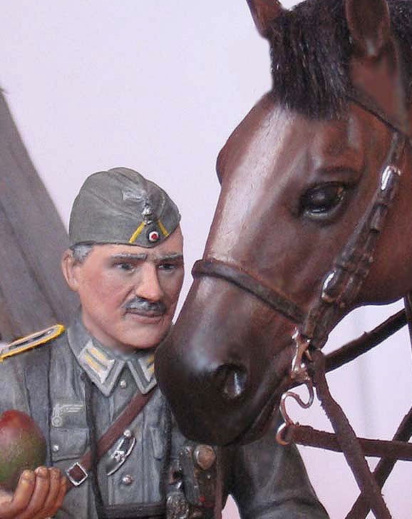 Dioramas and Vignettes: Wehrmacht Cavalry Oberwachtmeister, photo #4