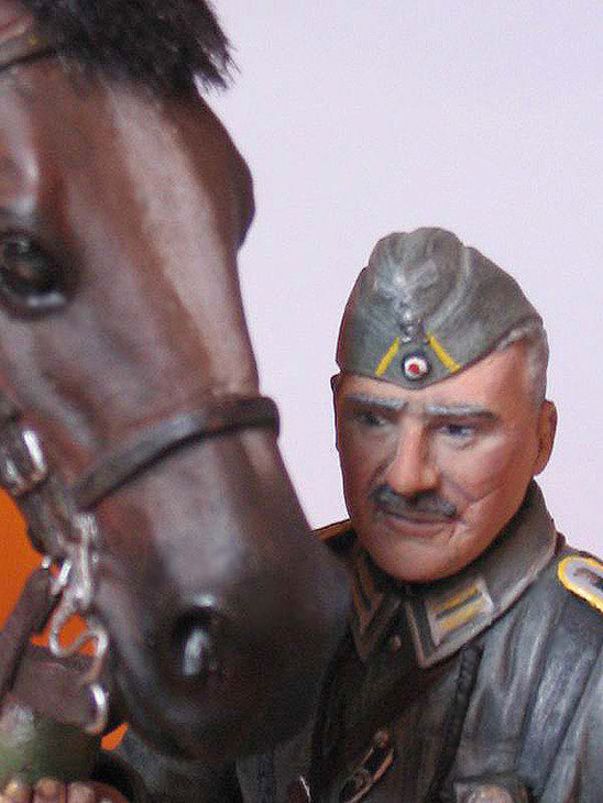 Dioramas and Vignettes: Wehrmacht Cavalry Oberwachtmeister, photo #7
