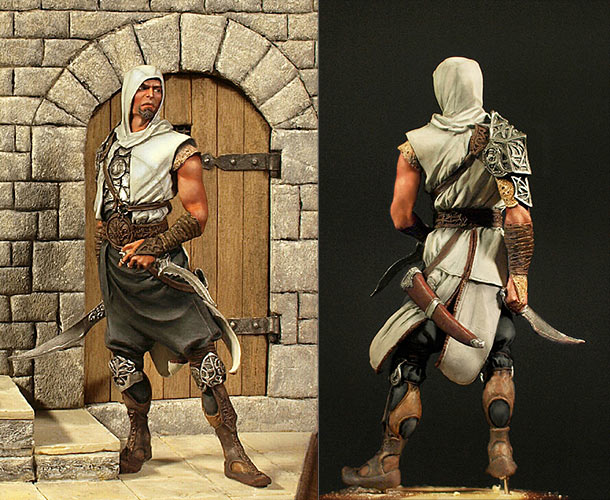 Figures: Assassin
