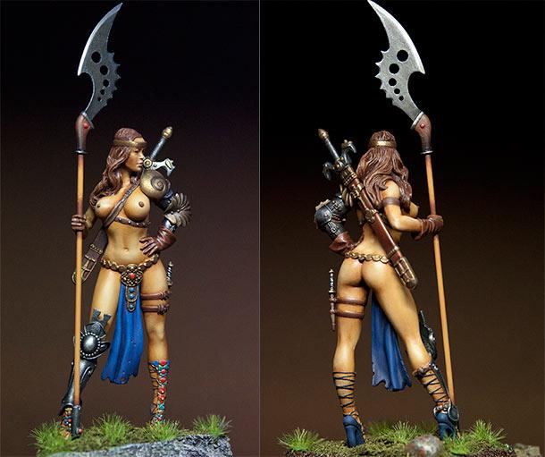Figures: Sheena