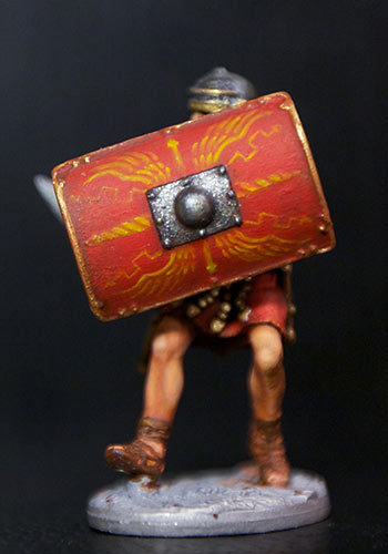 Figures: Romans and Barbarian, photo #2