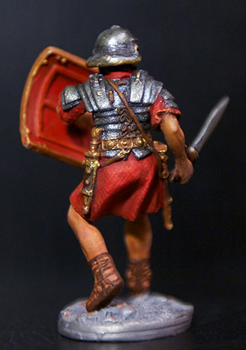Figures: Romans and Barbarian, photo #3