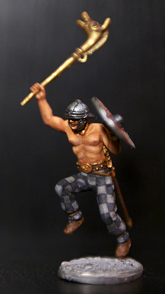Figures: Romans and Barbarian, photo #5