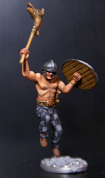 Figures: Romans and Barbarian, photo #6