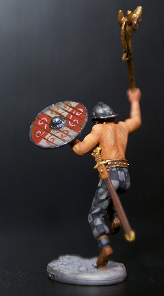 Figures: Romans and Barbarian, photo #7