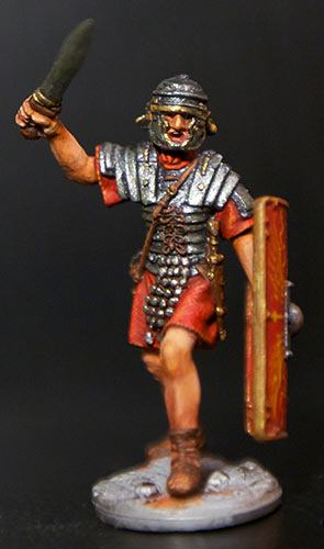Figures: Romans and Barbarian, photo #8