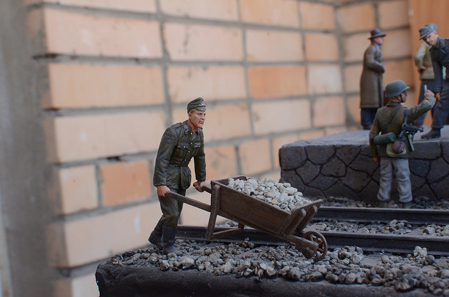 Dioramas and Vignettes: Western Europe, 1944, photo #11