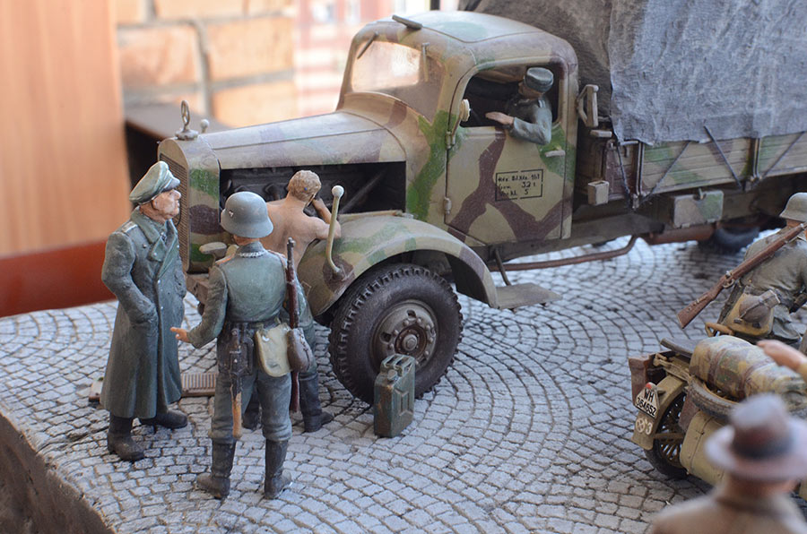 Dioramas and Vignettes: Western Europe, 1944, photo #9