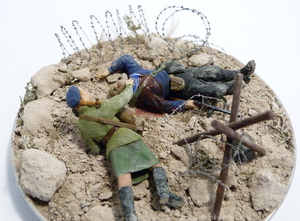 Dioramas and Vignettes: Sister in arms