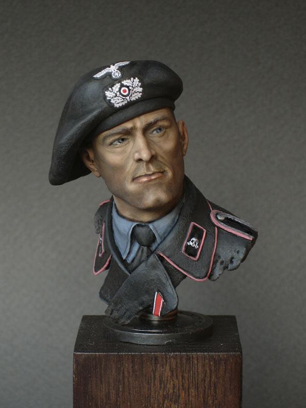 Figures: Wehrmacht tank crewman, photo #1