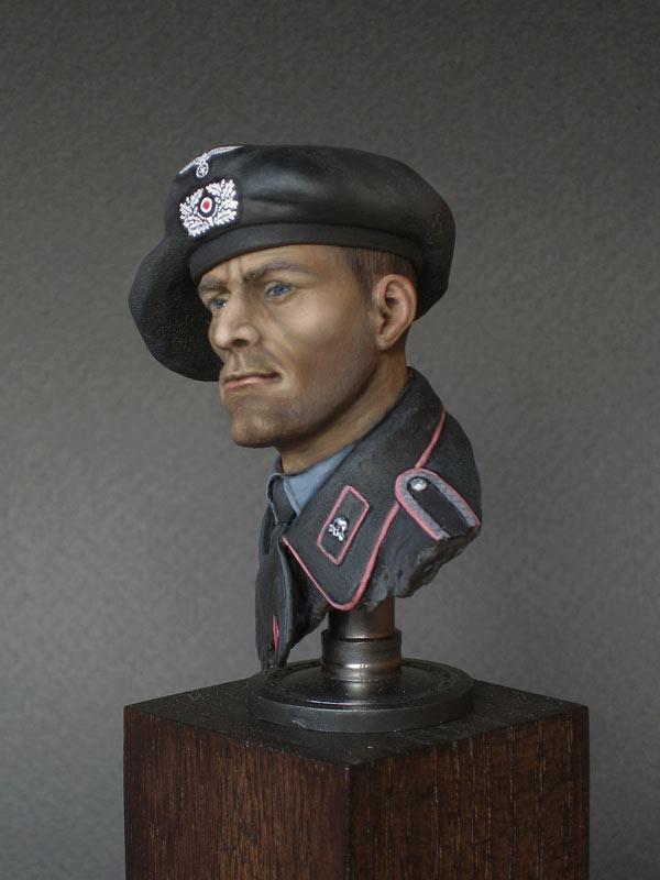 Figures: Wehrmacht tank crewman, photo #2