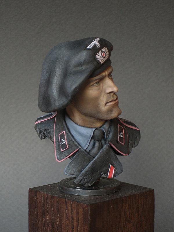 Figures: Wehrmacht tank crewman, photo #3