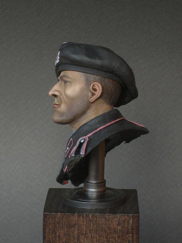 Figures: Wehrmacht tank crewman, photo #4