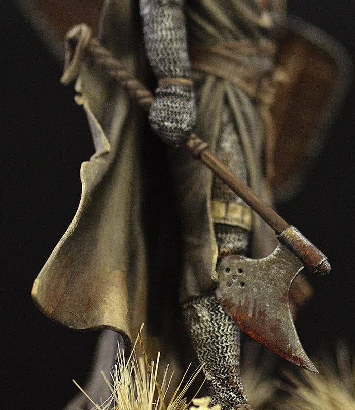 Figures: Hospitalier knight, 13th A.D., photo #13