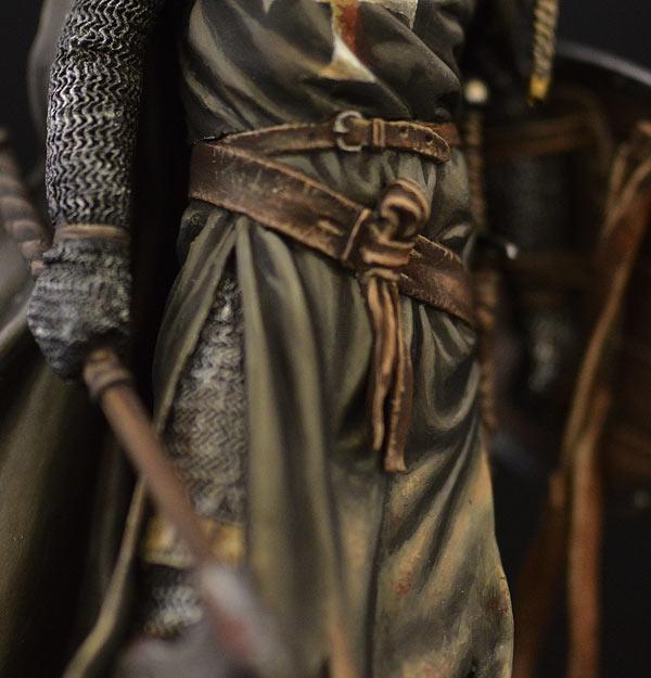 Figures: Hospitalier knight, 13th A.D., photo #14