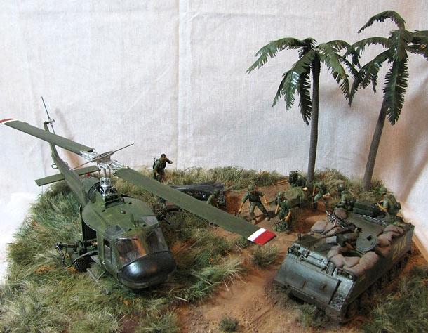 Dioramas and Vignettes: Goodbye Vietnam!