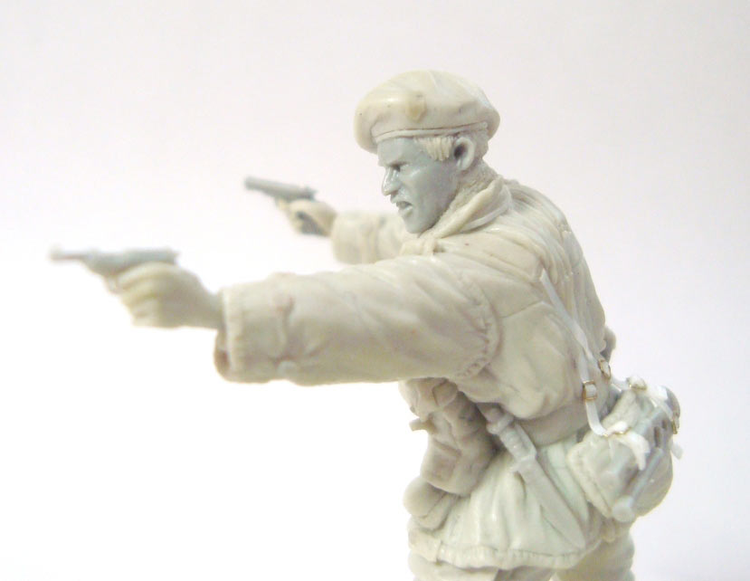 Sculpture: British SAS commander, photo #10