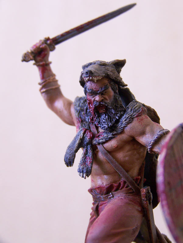 Figures: Berserker viking, photo #2