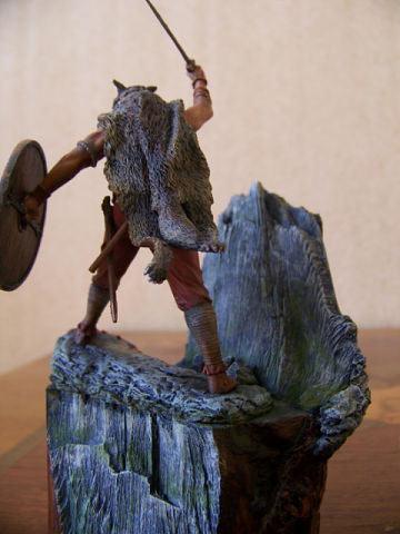 Figures: Berserker viking, photo #7