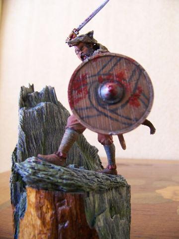 Figures: Berserker viking, photo #8