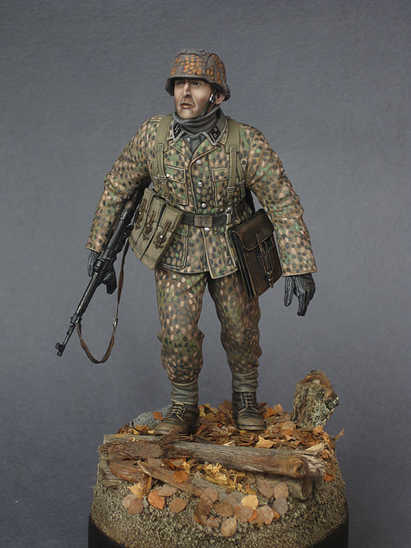 Figures: On the Western front, photo #3