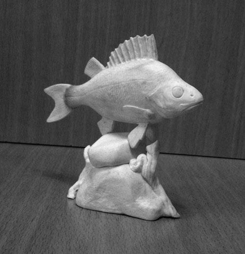 Sculpture: The Bass, photo #4