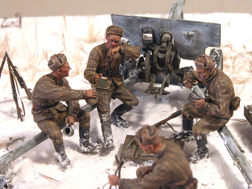 Dioramas and Vignettes: The Last Line, photo #7