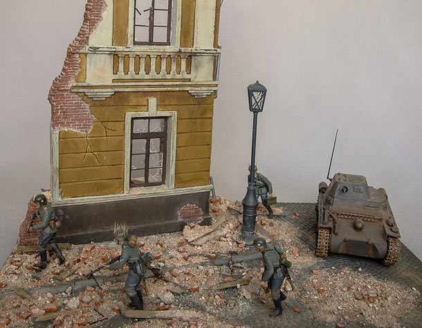 Dioramas and Vignettes: Wrzesień '39