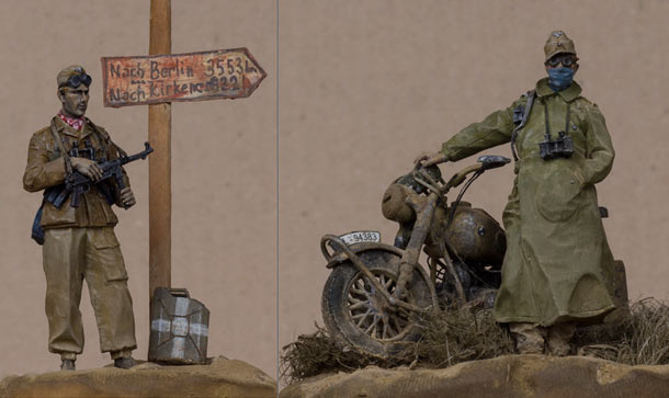 Dioramas and Vignettes: Afrika '41