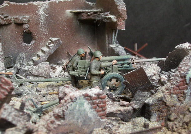Dioramas and Vignettes: Soon They Will Attack Again!..