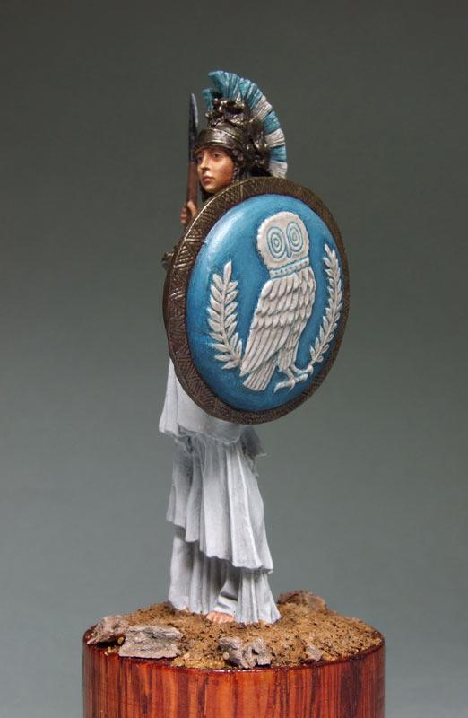 Figures: Athena, photo #2