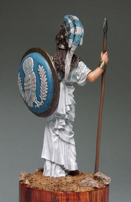 Figures: Athena, photo #4