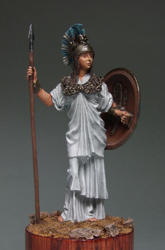 Figures: Athena, photo #5
