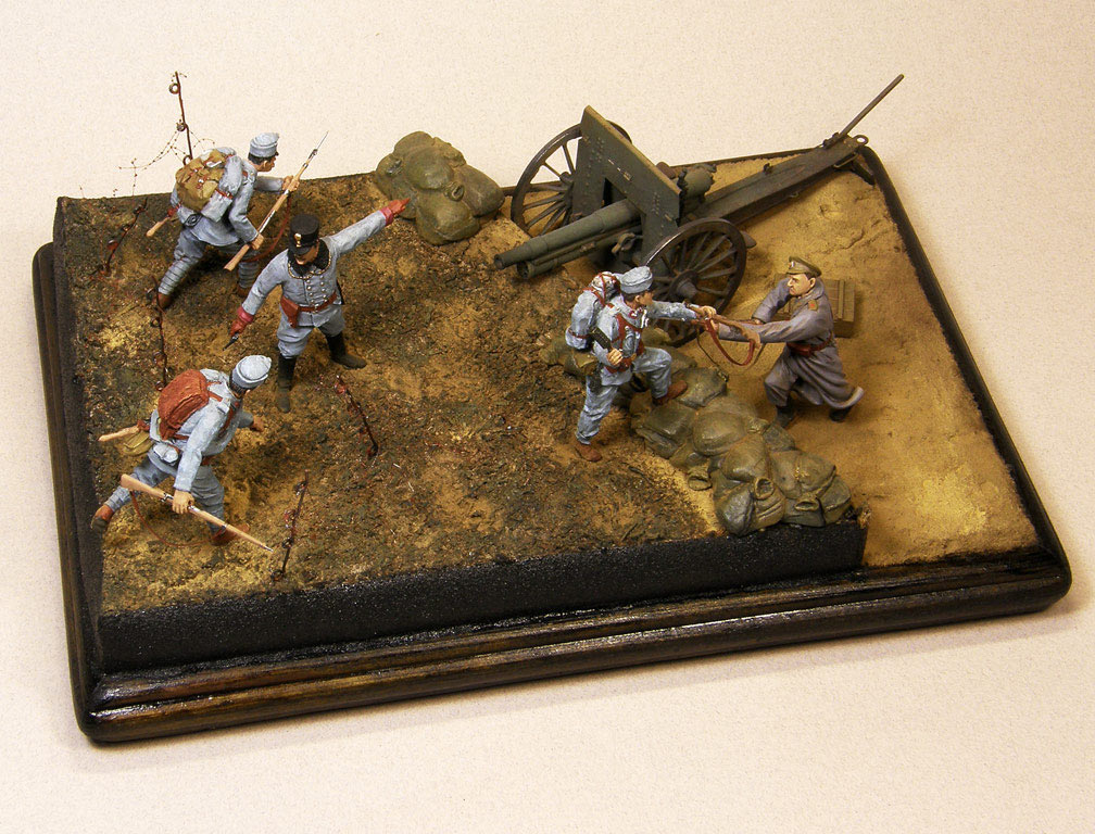 Dioramas and Vignettes: The Sentry, photo #14