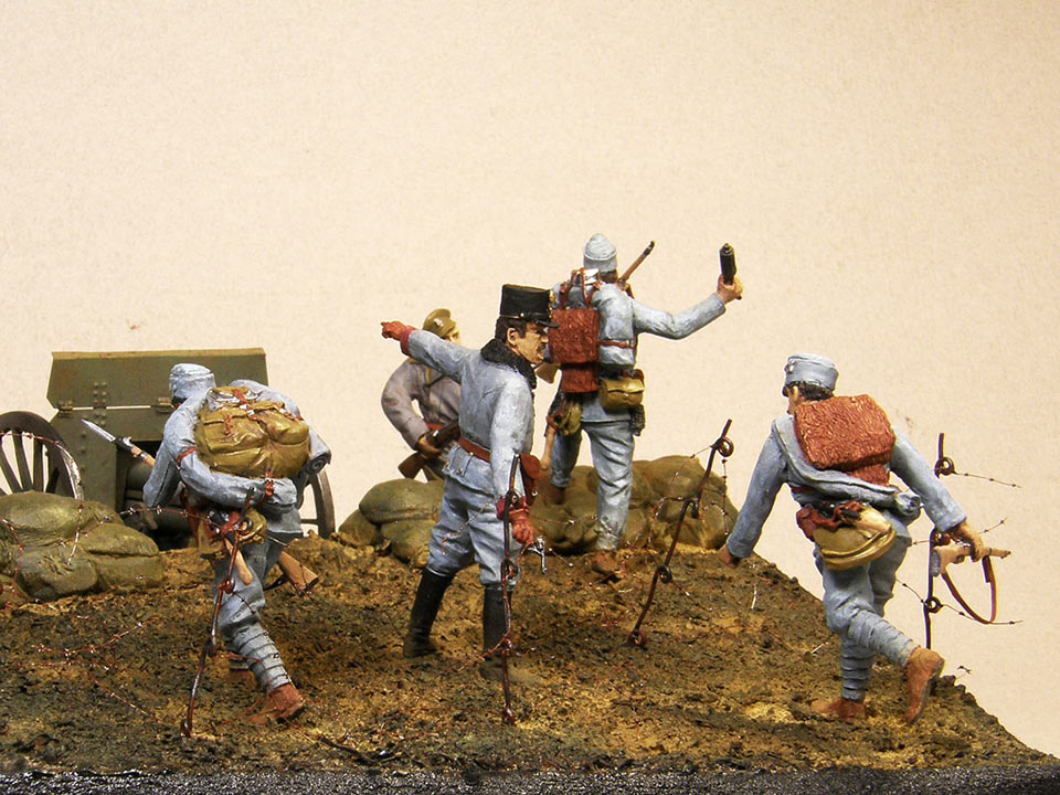 Dioramas and Vignettes: The Sentry, photo #2