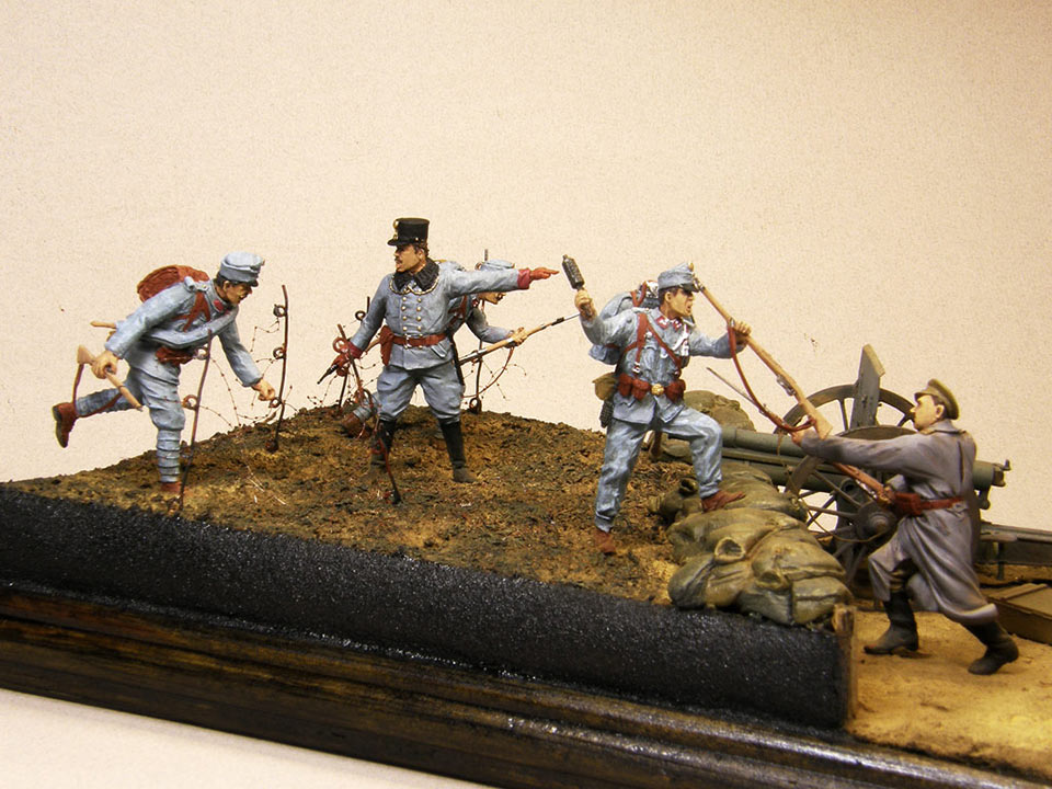 Dioramas and Vignettes: The Sentry, photo #3