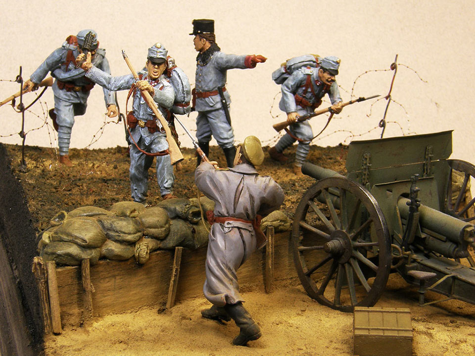 Dioramas and Vignettes: The Sentry, photo #4