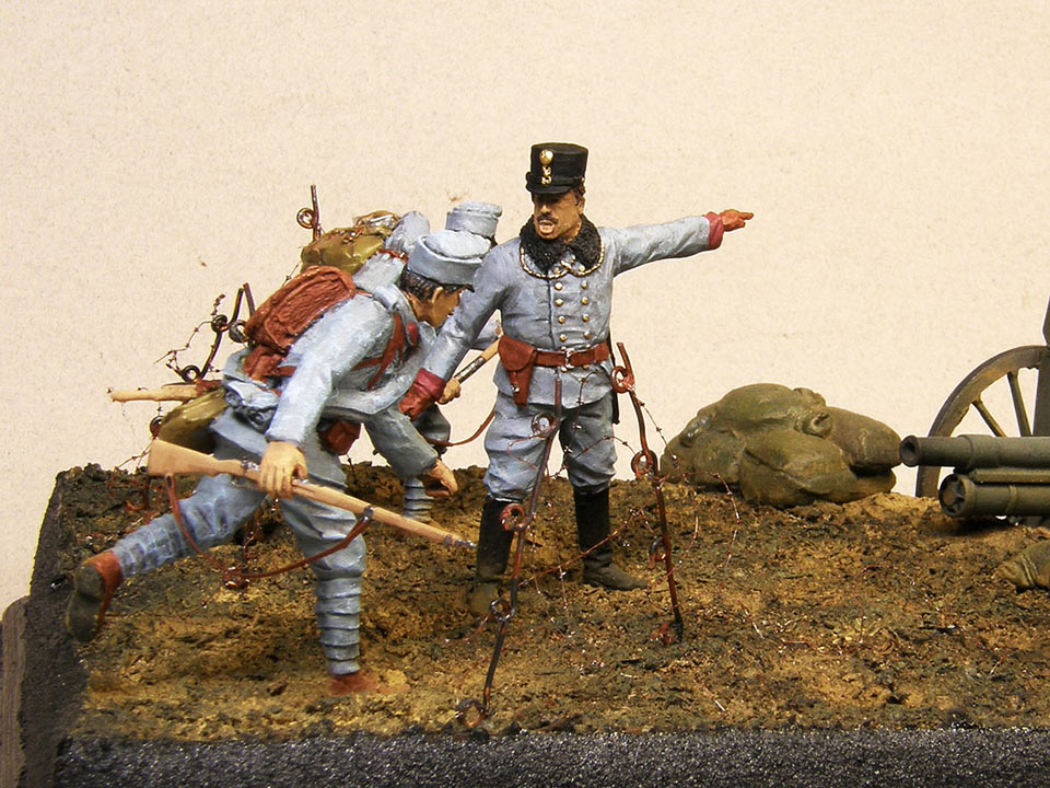 Dioramas and Vignettes: The Sentry, photo #5