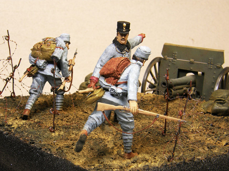 Dioramas and Vignettes: The Sentry, photo #9
