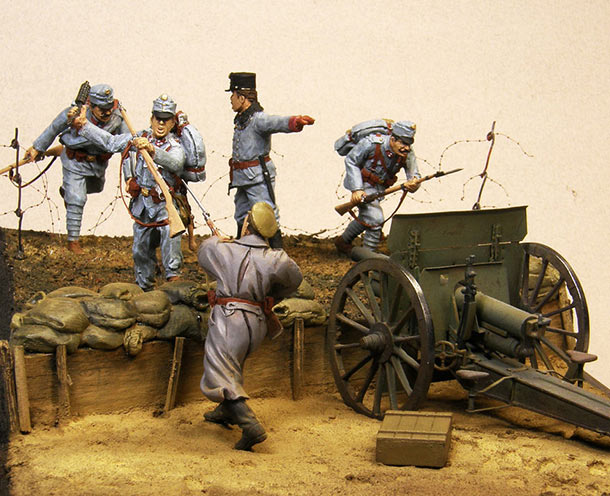 Dioramas and Vignettes: The Sentry