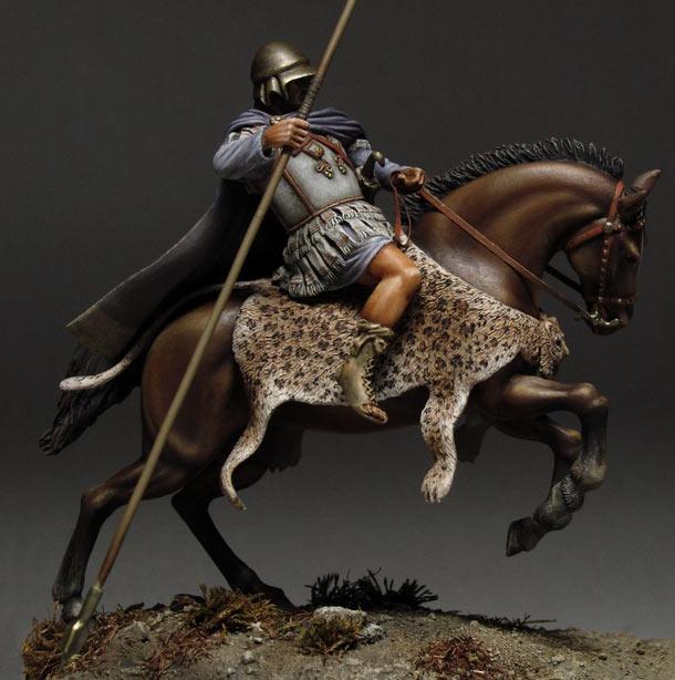 Figures: Macedonian Companion cavalryman