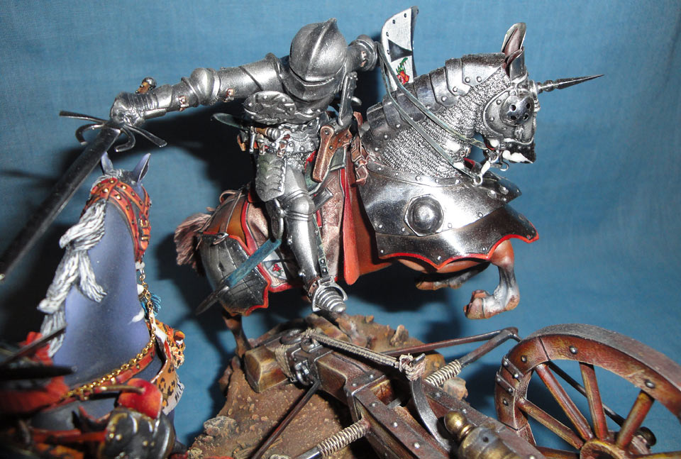 Dioramas and Vignettes: The Battle, 1501, photo #7