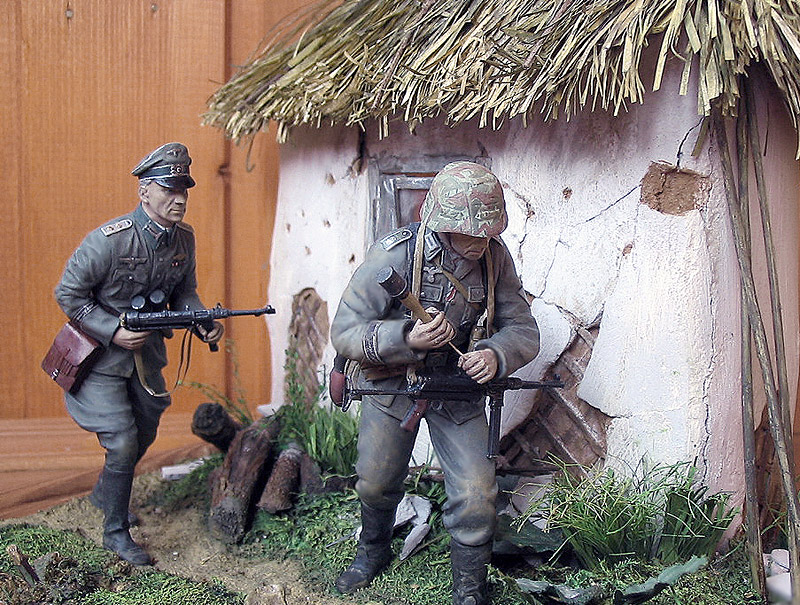 Dioramas and Vignettes: Watch Out, Herr Hauptmann!.., photo #1