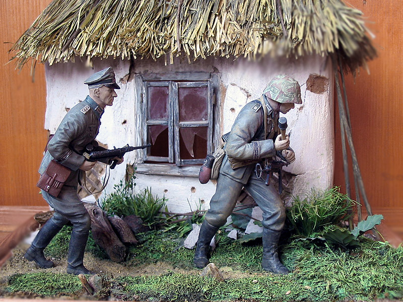 Dioramas and Vignettes: Watch Out, Herr Hauptmann!.., photo #2