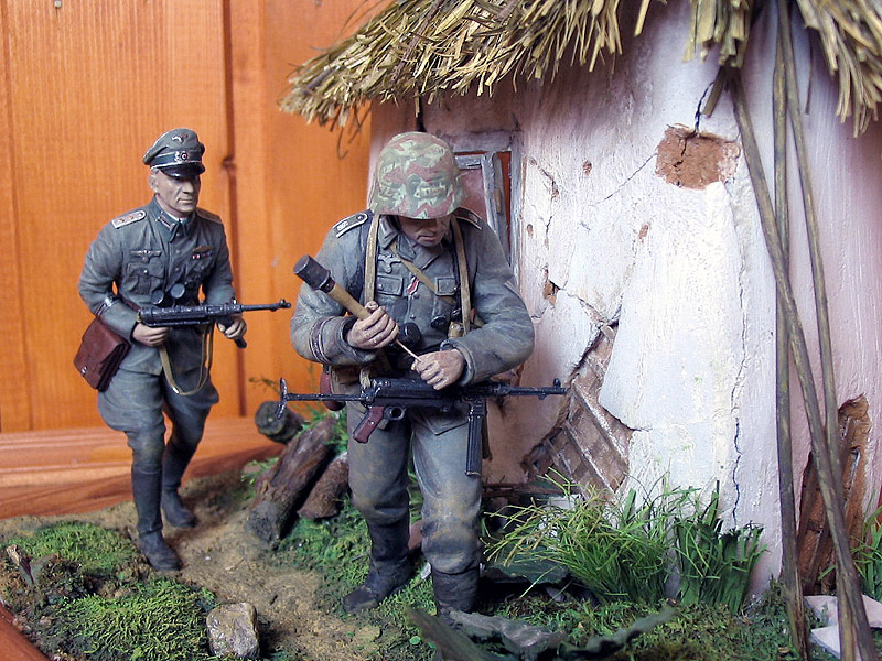 Dioramas and Vignettes: Watch Out, Herr Hauptmann!.., photo #3