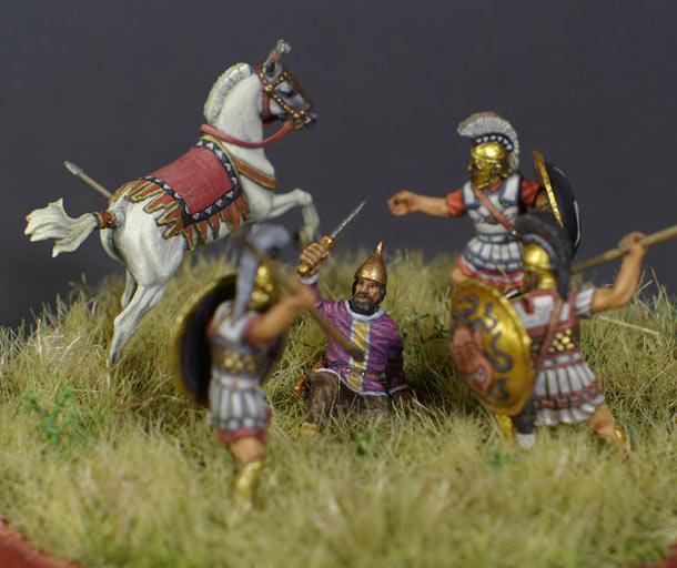 Dioramas and Vignettes: Death of Masistius