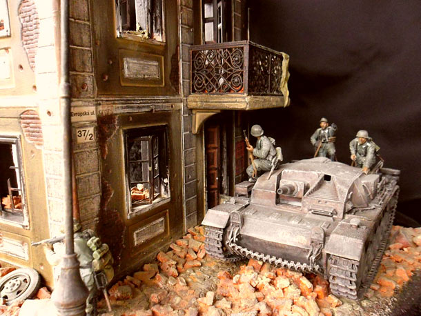 Dioramas and Vignettes: Somewhere in Poland