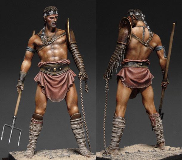 Figures: Retiarius
